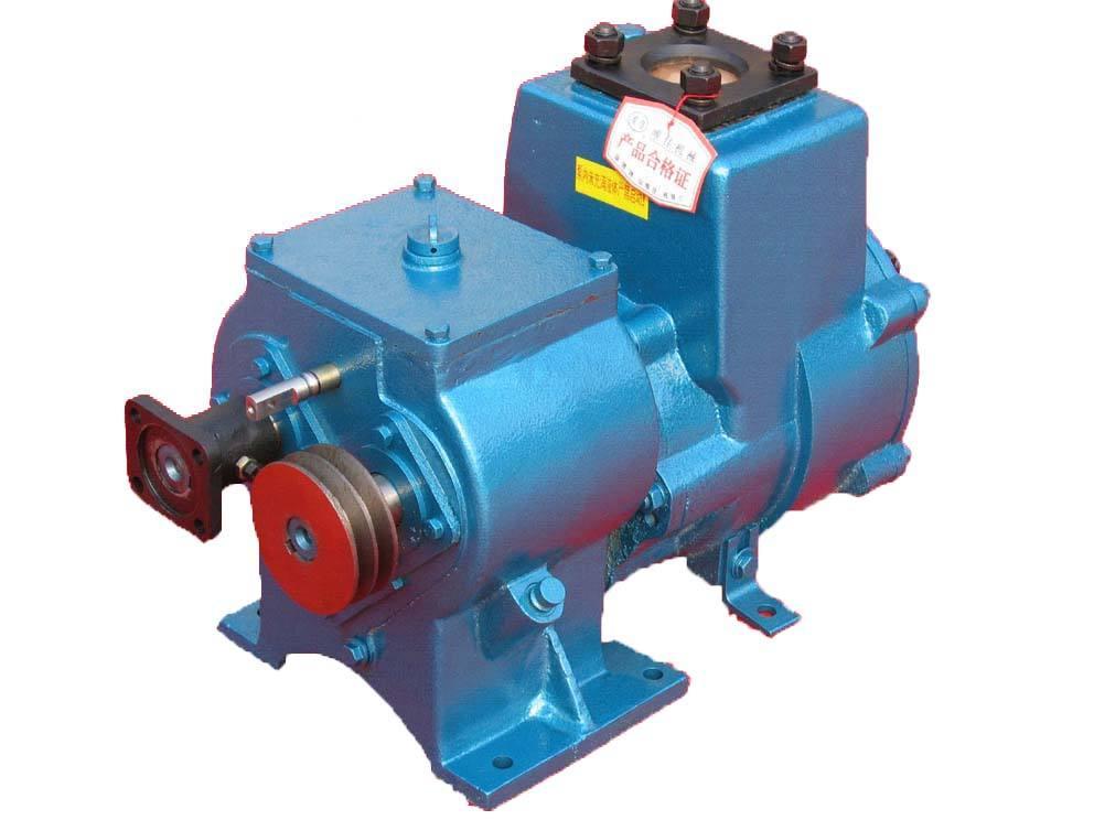 隆启油泵浅谈洒水车泵不能自吸的缘由及处理办法