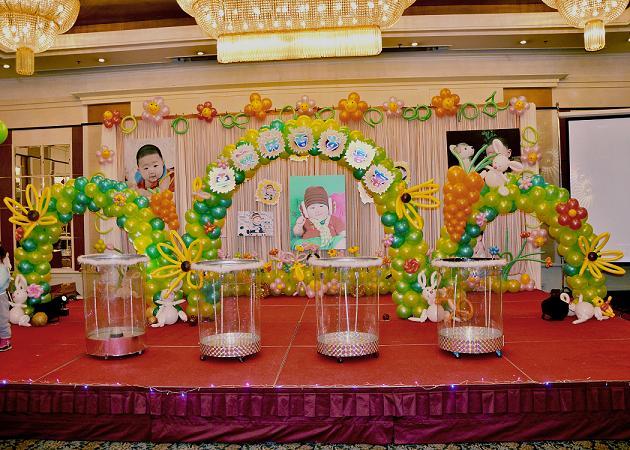 忻州爱宝贝儿童生日策划是首家全国连锁生日会派对图片