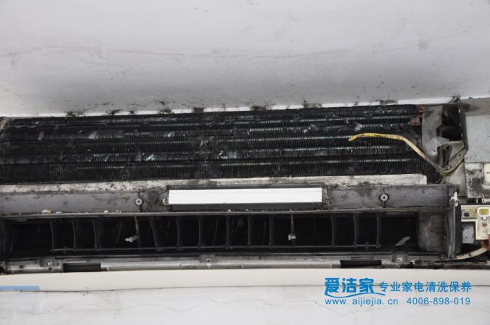 空调清洗服务专家——深圳爱洁家;; 空调清洗图片格力空调清洗图片