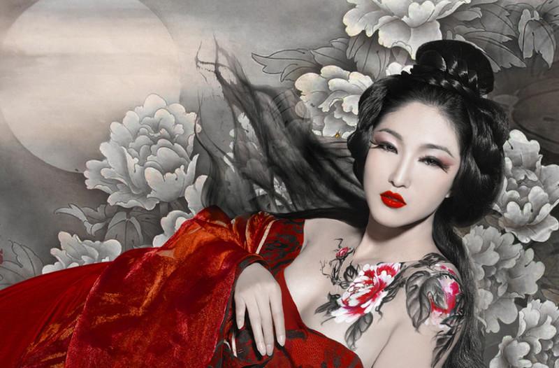 南京市江宁区韩式新娘妆整体造型好吗