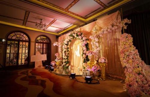 上海宝山婚礼策划公司哪家好