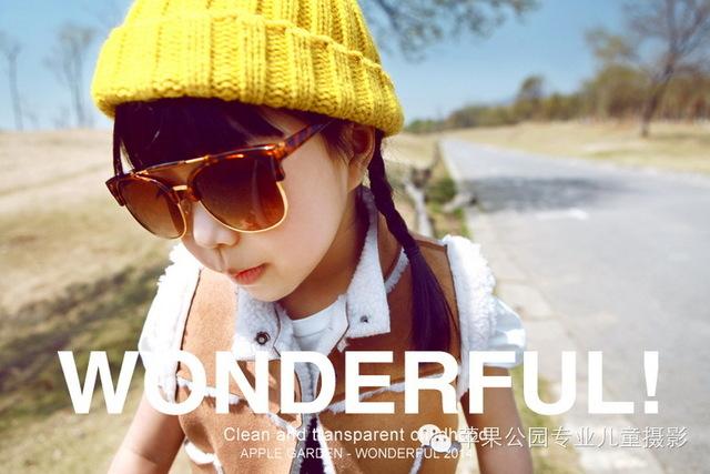 南京外景兒童攝影寫真
