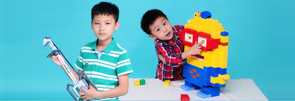 深圳乐高创意培训首选机构图片