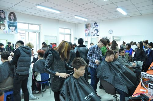 2016年天津美发学校的排名