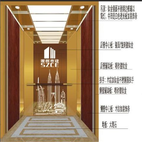 广西电梯装潢公司-贝富美公司品质保障-经验丰富