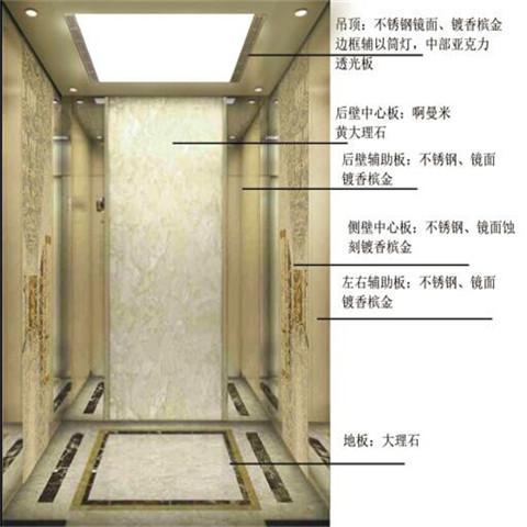 肇庆电梯装潢公司-贝富美因为专业-所以出众
