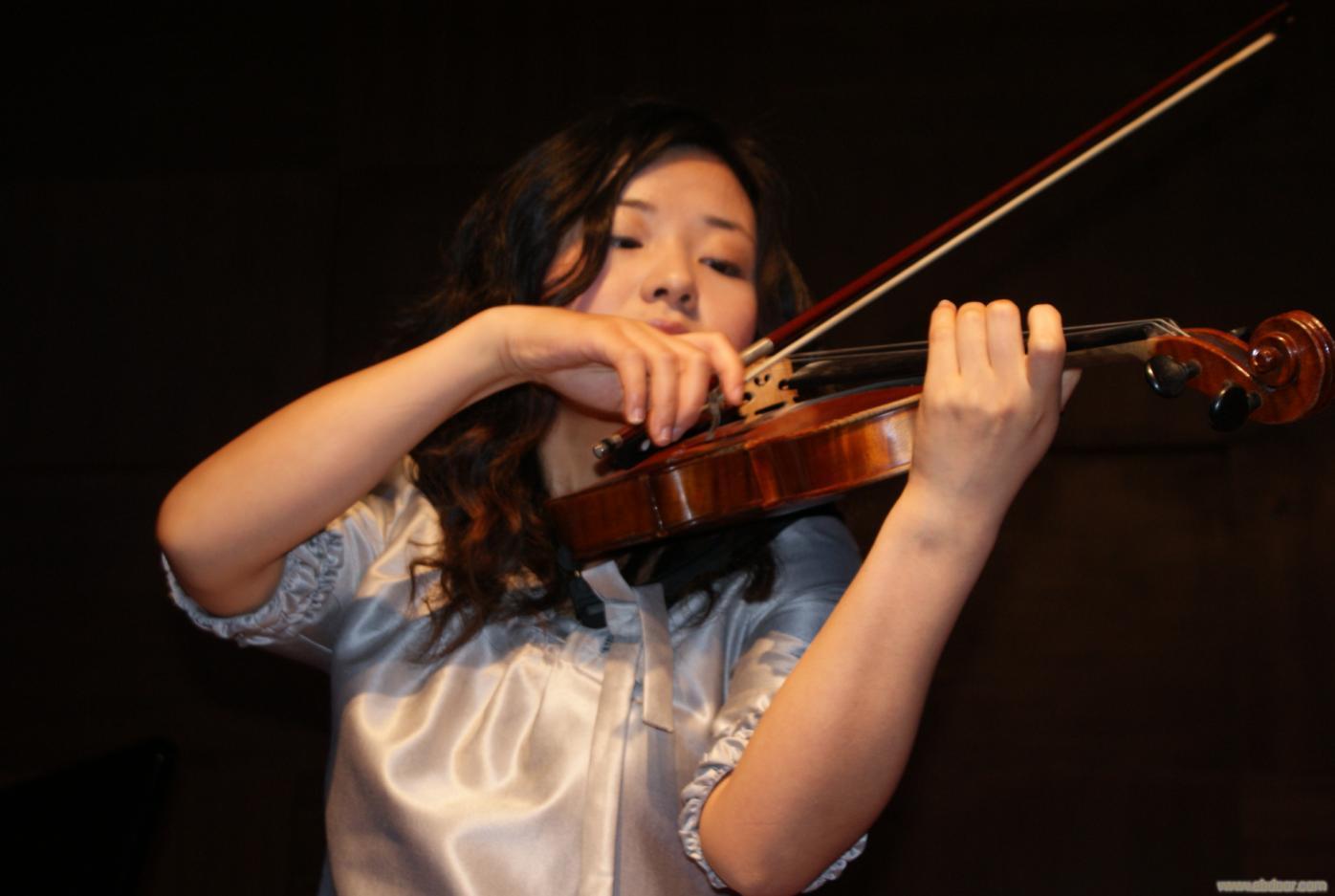 欢乐颂小提琴五线谱