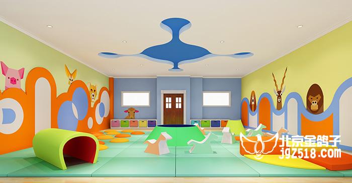幼儿园装修设计公司哪家以孩子为出发点,哪家更专业