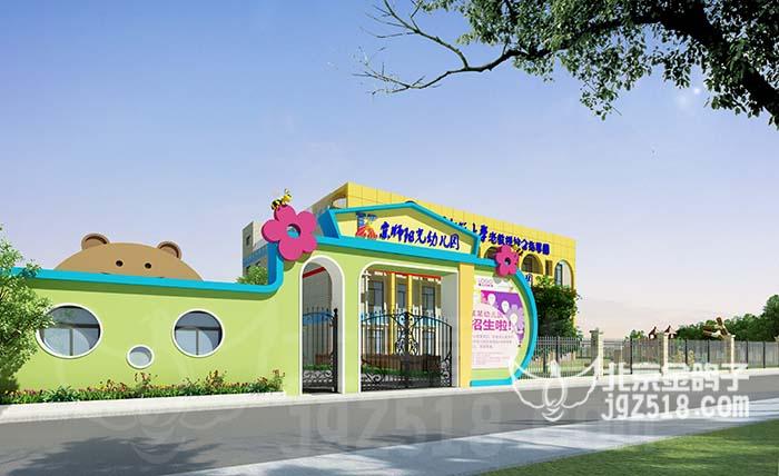 6.建筑造型及室内设计应符合幼儿的特点.
