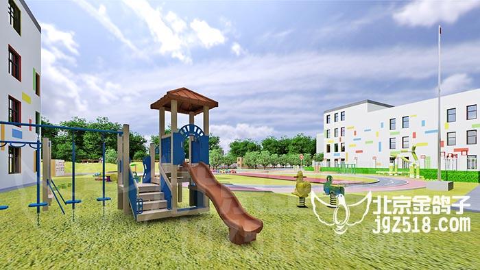 幼儿园户外环境设计的要求