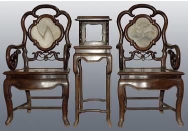 中国传统中式古典红木家具中明清家具三大流派之广式
