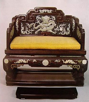 浅谈中国中式古典红木家具明清家具三大流派第三章京