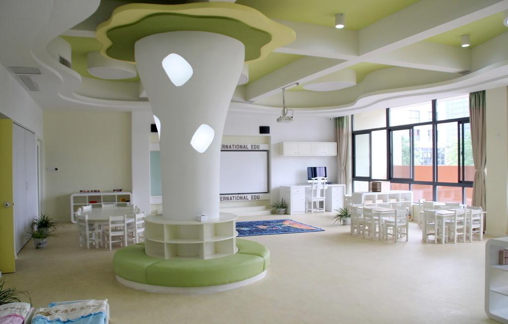 专业幼儿园装修设计
