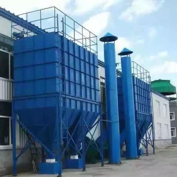 河北布袋除尘器 dmc-120型单机脉冲布袋除尘器