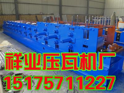 供应c型钢机c型钢檩条成型机设备厂家