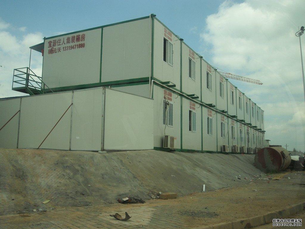 赣州最新的活动板房出租厂家供应 高清图片