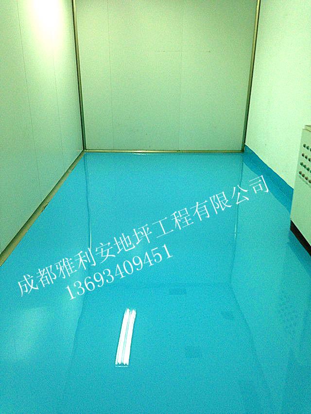 环氧树脂地坪图片