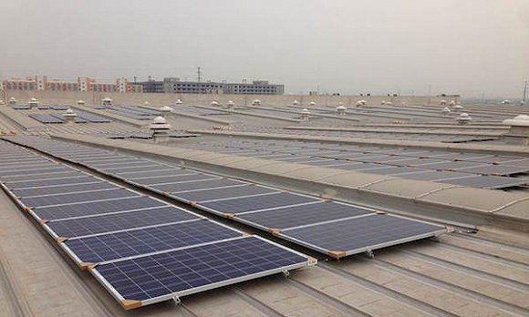 湖南益阳太阳能光伏发电并网系统如何安装? -