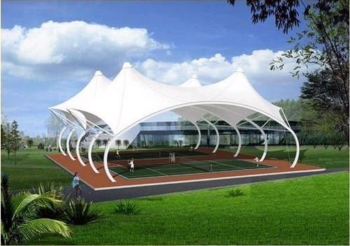 上海诚发膜结构工程有限公司是钢结构
