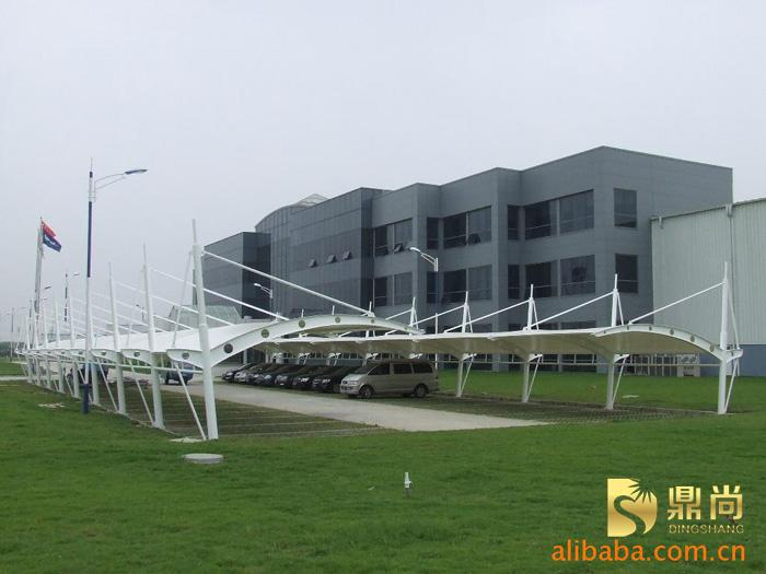 上海膜结构厂家|如何计算膜结构制作的预算|上海诚