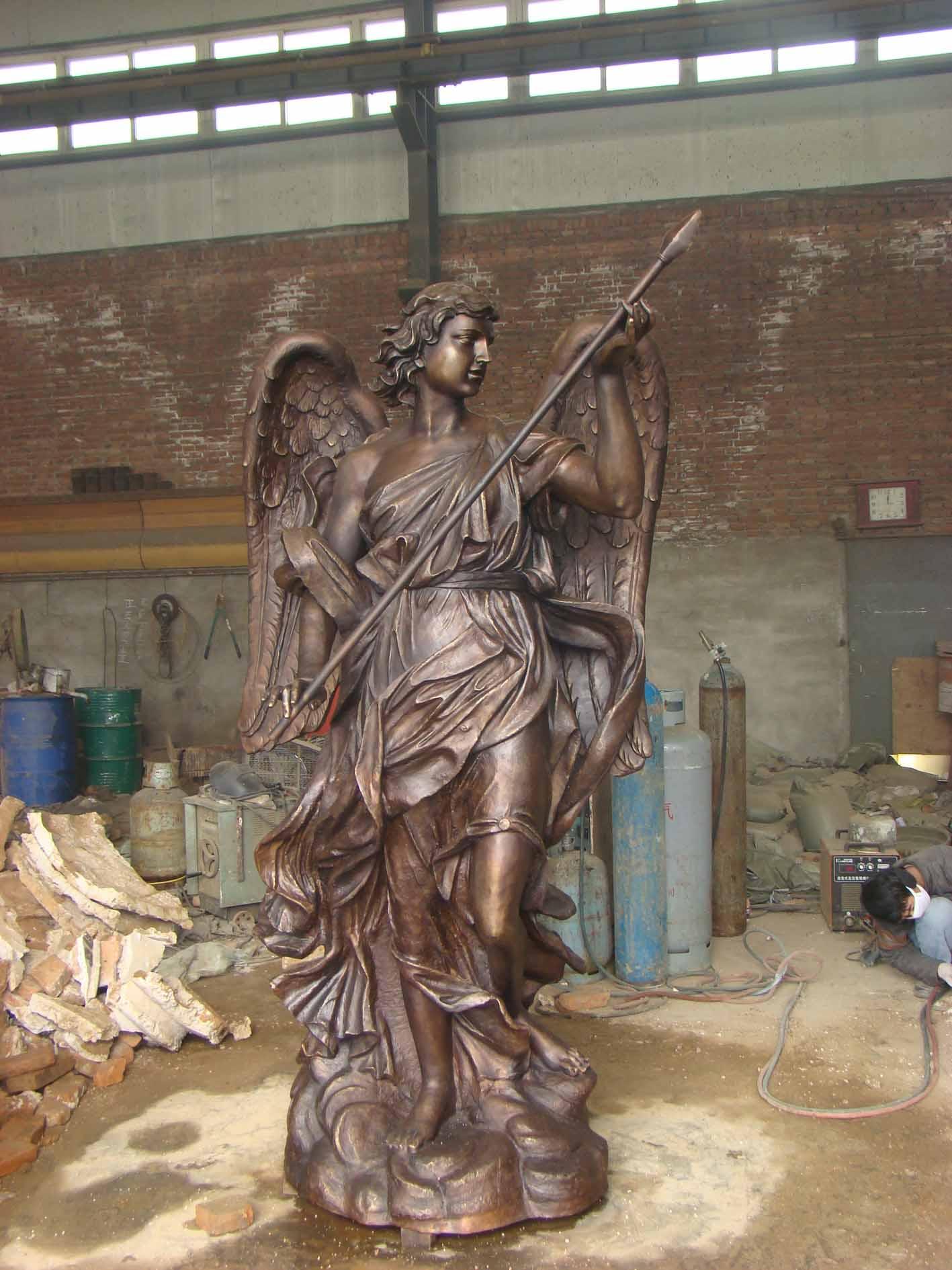 古希腊神话人物雕塑