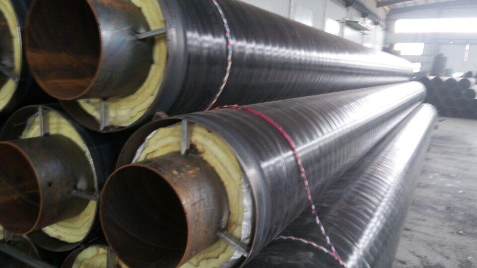 1、內滑動式:保溫結構由工作鋼管、硅酸鋁、減阻層、微孔硅酸鈣、隔熱層、不銹鋼緊固鋼帶、鋁箔反射層、聚氨酯保溫層、外套鋼管、外防腐層組成。 2、外滑動式:保溫結構由工作鋼管、玻璃棉保溫隔熱層、鋁箔反射層、不銹鋼緊固帶、滑動導向支架、空氣保溫層、外護鋼管、外防腐層組成。