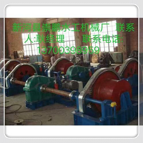 价格合理的台车式卷扬机,上海60吨卷扬式启闭机终身维修