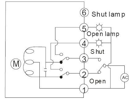 220v电动蝶阀接线图|电动蝶阀说明书|电动蝶阀工作