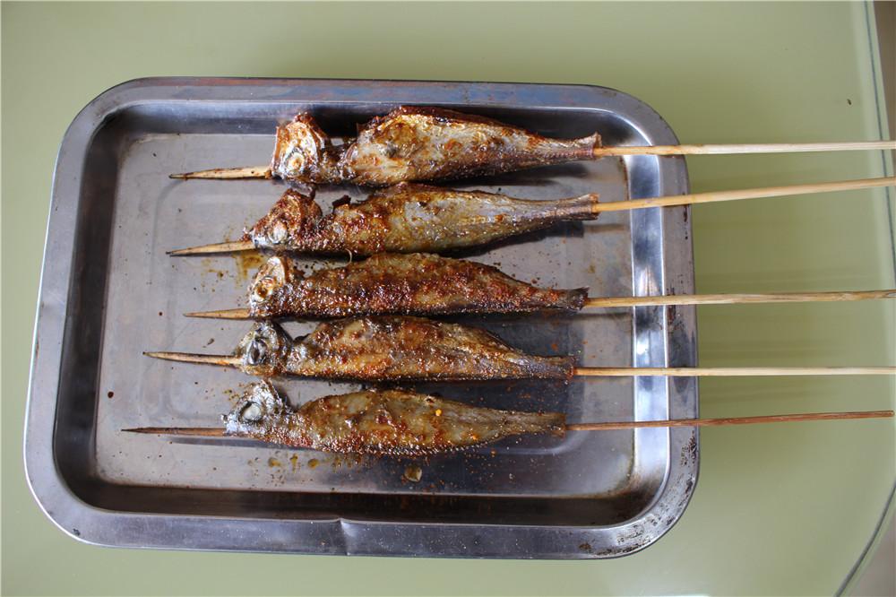 昆明春都碳烤小黄鱼培训