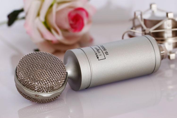 电容麦它具有超高灵敏度,录音时细节丰富,录出来的声音非常真实 对于它的特别点来说 ,它的要求也要也相对来说要高些安静的环境,外界稍稍有点声音都会传进麦克风里,在唱歌时候呼吸咽口水都能传进你看很多电视里那些播音主持,歌手录歌的时候都是在一个密闭的隔音效果很好环境里进行的而且人家都是专业的人事能够很好的控制好气息,才能完美的把声音传递出来 如果是非专业的人伙环境嘈杂得环境不推荐使用电容麦 动圈麦