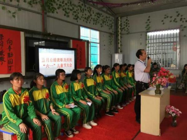广西柳州青少年励志学校厌学经典案例v学校口诀加减法小学数学图片