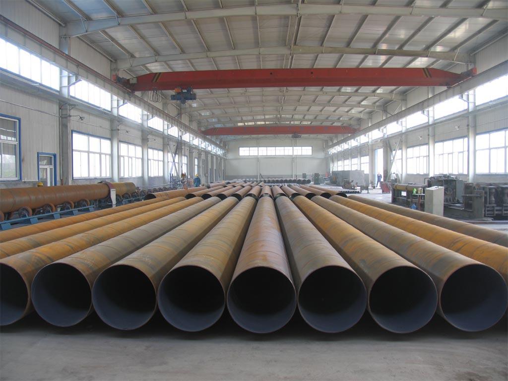 L245高频焊直缝钢管 3PE加强级防腐钢管