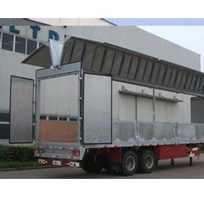 玻璃钢飞翼车厢销售价格哪家低?致电咨询13754470303