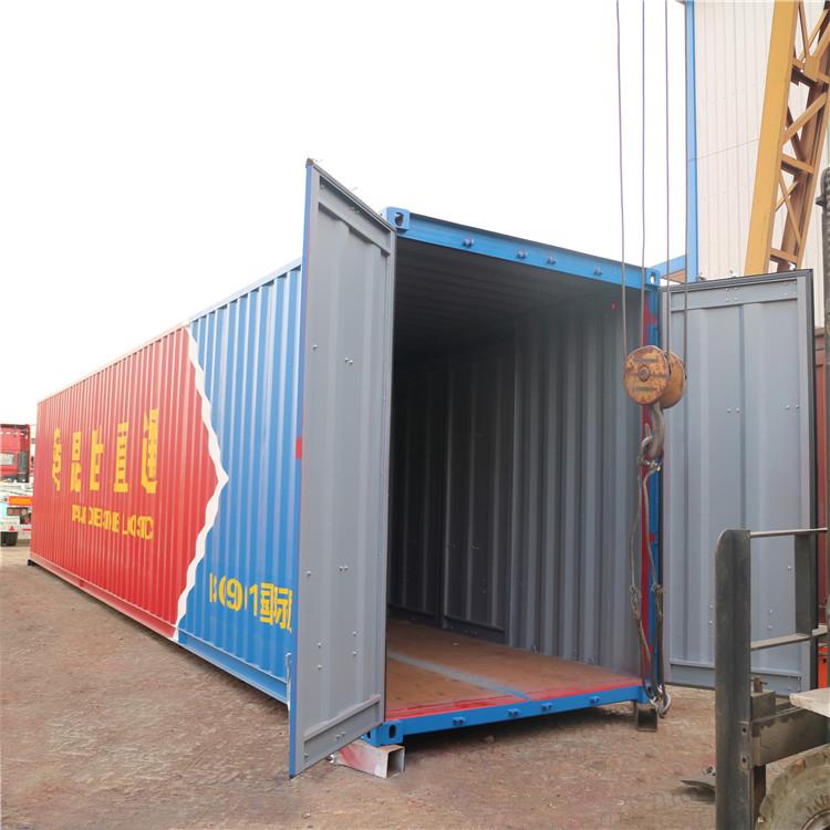 陕西延安市特种集装箱加工制作价格贵吗?多少钱呢?