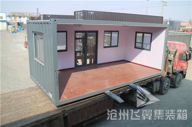 秦皇岛昌黎县集装箱模块房操作流程有哪些?