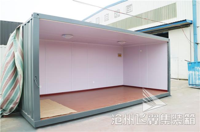 廊坊广阳区厂家定制集装箱模块房,飞翼物美价廉