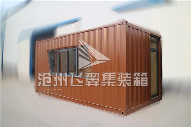 保定竞秀区集装箱模块房批发价格多少钱一平米?