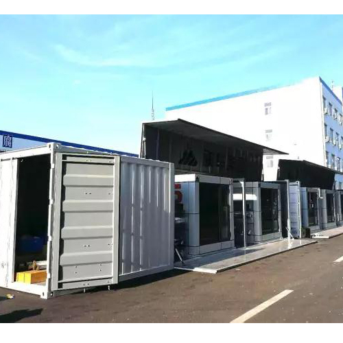 淄博有经验的特种集装箱生产厂家