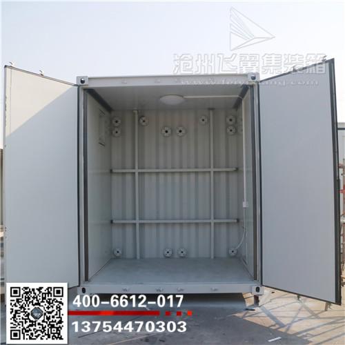 40尺特种集装箱飞翼厂家专业定做免费设计自主生产