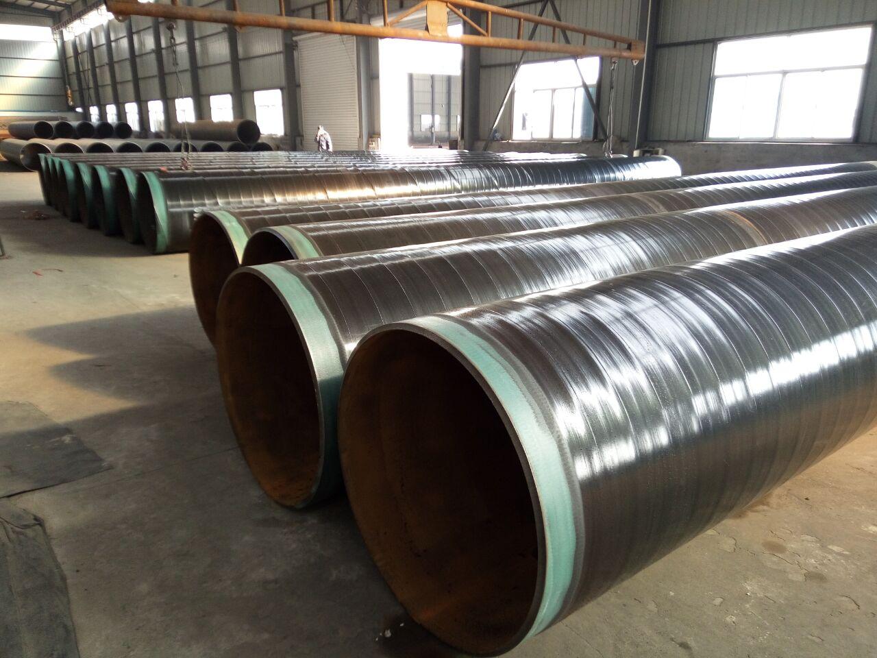 常见防腐钢管防腐工艺大全-河北厚东管道装备有限公司