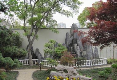 南京中式庭院设计之设计原则图片