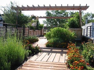 常州别墅花园风格都有哪些?
