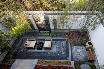 新中式庭院景观设计有哪些特色?图片