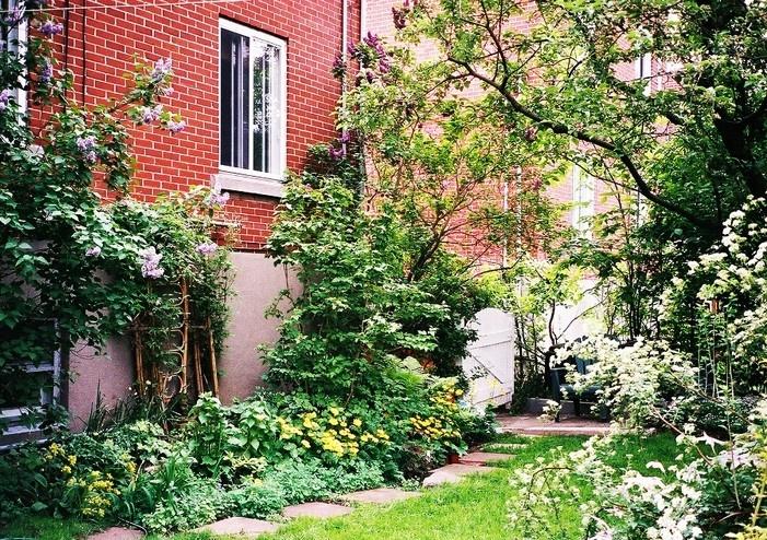 南京小别墅庭院设计形式有哪些 要花多少钱图片