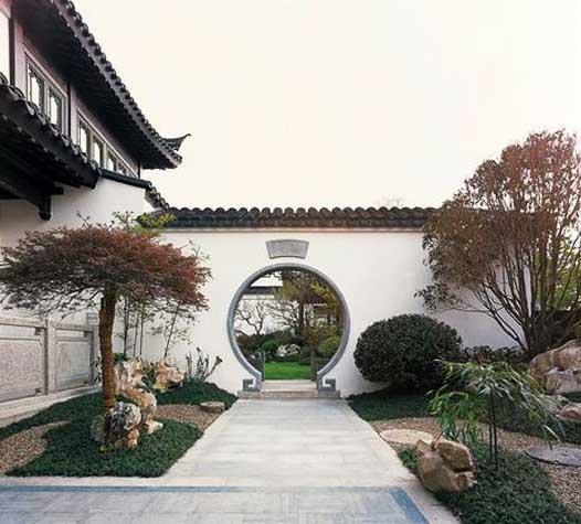 信息首页 家居装修 >正文  (1) 中式庭院 一般来说,大型的中式庭院是图片