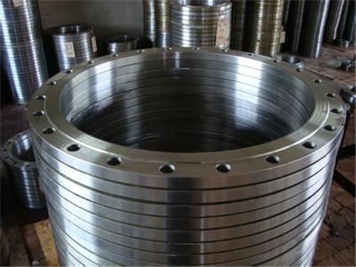 国标新材304不锈钢平焊法兰厂家标准