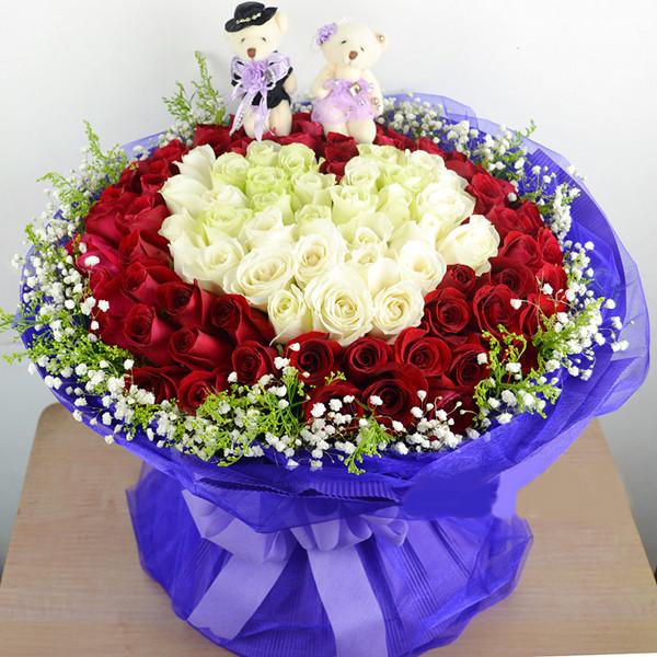 祝福鲜花,乔迁鲜花,浪漫组合鲜花,鲜花玫瑰,开业花篮,手提花篮,展会