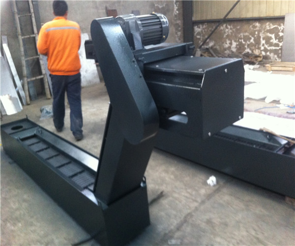 数控机床链板式除屑输送机高效环保输送机