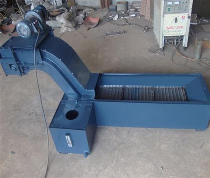 质保一年链板式除屑输送机直板链板输送机