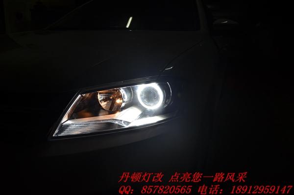 大众朗行可以改车灯吗 - 汽车服务